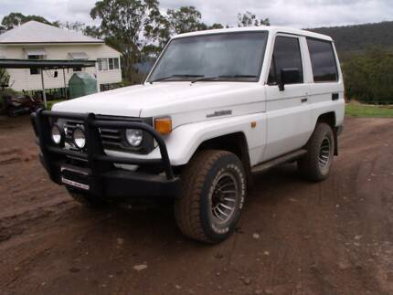 Toyota LandCruiser, SWB Fj 70rv, Coupe. Toowoomba Toowoomba City Preview