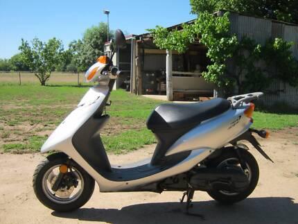 Yamaha JOG 2008 Motor Scooter