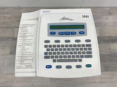 Burdick Atria 3000 Ecg Machine Parts Unit 3993