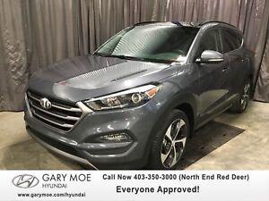2016 Hyundai Tucson Limited FULLY LOADED!