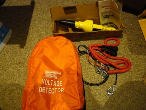 CTC C9970 high voltage detector kit with accessories