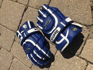 Lacrosse gloves 14""