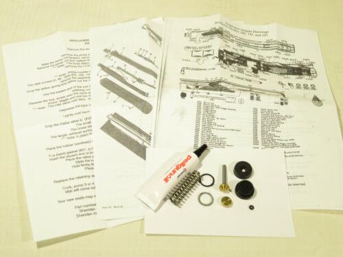 Reseal / Repair / Seal Kit for Benjamin 340, 342, 347 Air Rifles