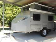 """Wombat Deluxe"" Hybrid Pop Top Off-Road Caravan Camper Ensuite Iluka Clarence Valley Preview"
