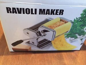 New in box ravioli maker