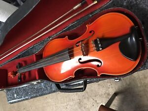 Used Violin and Case