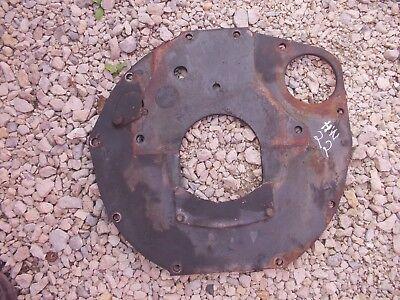 Massey Harris 22 Tractor Mh Engine Motor Rear Brace Mount Plate