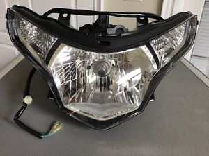 Brand new condition 2011+ CBR125R and CBR250R street parts