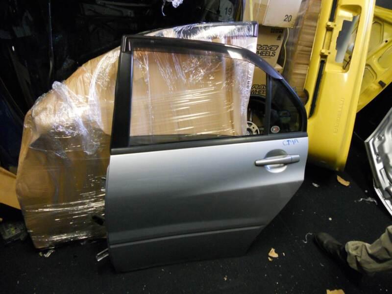Mitsubishi Lancer Evo 9 8 7 Passenger Door With Glass Auto Body