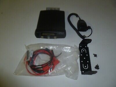 Motorola Cdm1250 Low Band 42-50 Mhz 64ch 60 W Two Way Radio Aam25dkd9aa2an