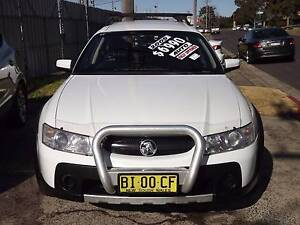 2005 HOLDEN ADVENTRA CX6 WAGON