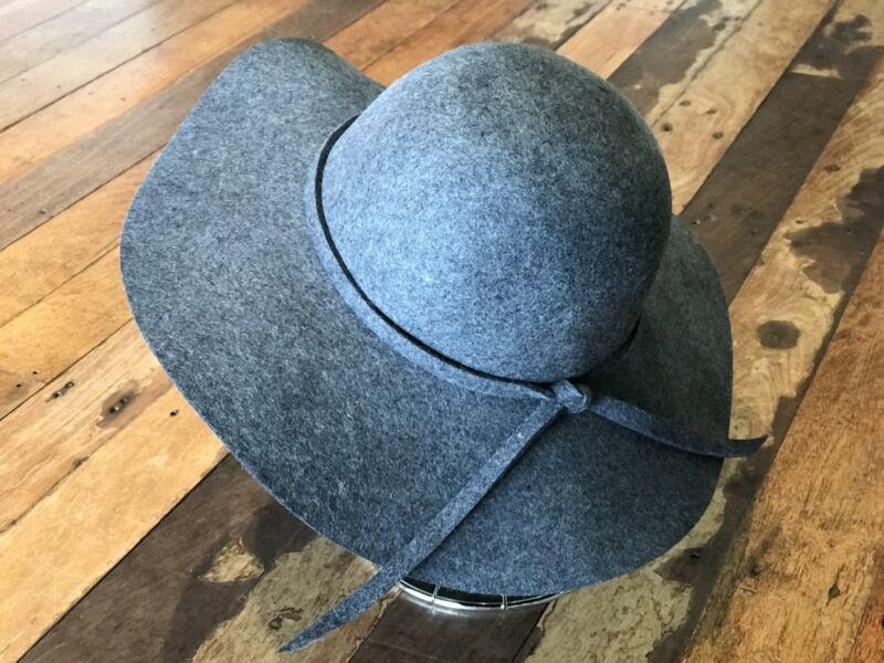 087722413ce Wool Felted Women s Fashion Floppy Hats