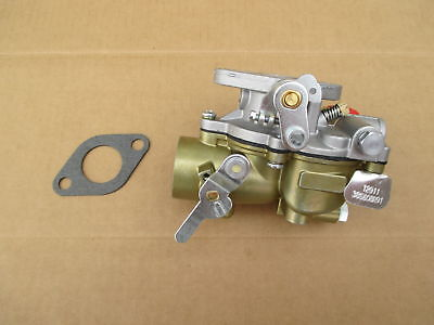Zenith Style Carburetor For Ih International Farmall Av Av-1 B Bn C Super A A-1