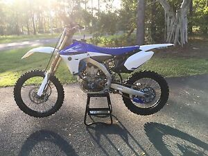 YZ450f 2013 Very Clean Bike Bellmere Caboolture Area Preview