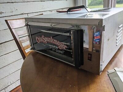 Otis Spunkmeyer Commercial Convection Cookie Oven W 3 Trays Os-1 And Extras