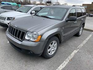 2008, Jeep Grand Cherokee Diesel, 80000KM