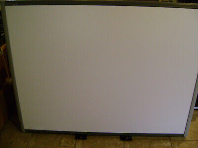 Lot Of 10 Smart Board Sb680 77 Interactive Presentation Whiteboard