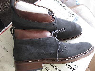 NIB  $270  Cole Haan Men's Colton Winter Chukka Leather Boots C23685 (Cole Haan Winter Chukka)