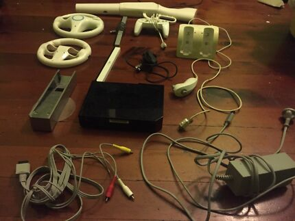 Wii and accessories  Millner Darwin City Preview