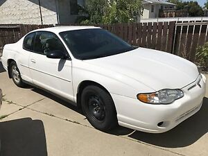 2004 Chevy Monte Carlo for sale