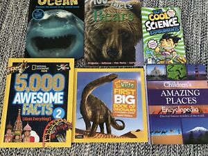 Children's books (selling as a set of 6)