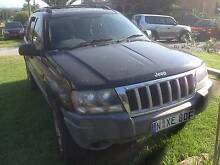 2004 Jeep Grand Cherokee Wagon Lurnea Liverpool Area Preview