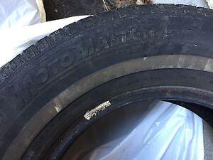 All season tires  P195/75R/14