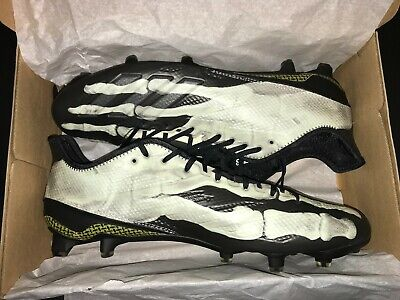 ADIDAS FOOTBALL CLEATS 5-STAR 6.0 X KEVLA - SKELETON GLOW - MEN'S 14, 16, and 17