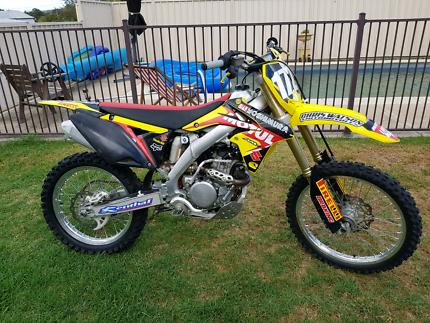 2013 Suzuki RMZ 250 (swap for trail bike)