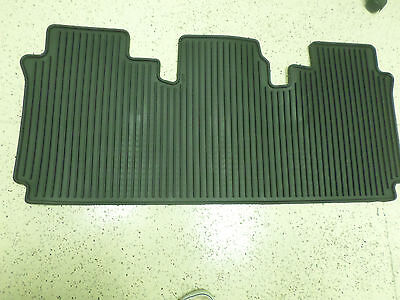 (NEW 3RD ROW ALL WEATHER FLOOR MAT CARGO LINER ARMADA QX56 04-14 OEM NICE THIRD)