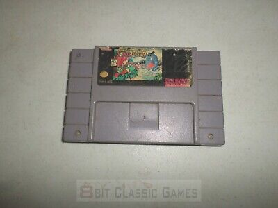 AUTHENTIC! Yoshi's Island  - CART ONLY - SUPER NINTENDO SNES 423