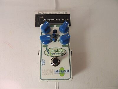 Catalinbread Semaphore Tremolo Effects Pedal Free USA Shipping