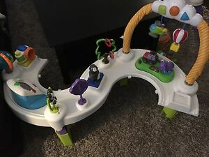 Evenflo ExerSaucer Triple Fun - World Explorer