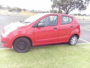 2011 Suzuki Alto Hatchback Cadell Mid Murray Preview