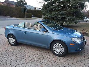 2007 Volkswagen Eos Convertible