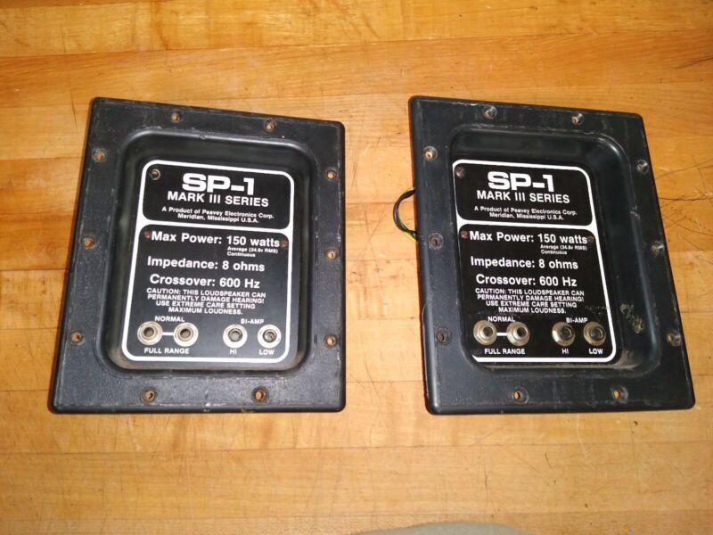 pair Peavey SP-1 Drivers