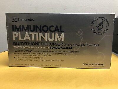 Immunocal Platinum Natural source of Glutathione