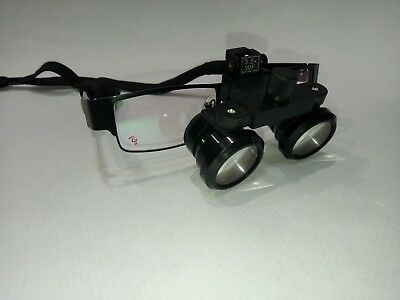 Surgical Medical Binocular 3.5x Magnification Dental Loupes Mgk-676