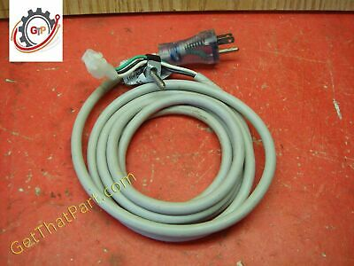 Stryker 3002 Secure Ii Med-surg Bed Accessory Power Cord Cable Assy