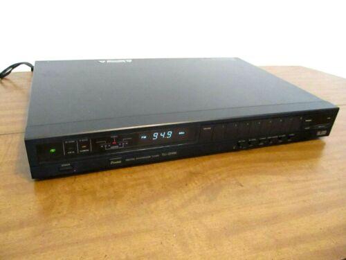 Vintage Sansui TU-D99X Stereo Digital Synthesizer Tuner
