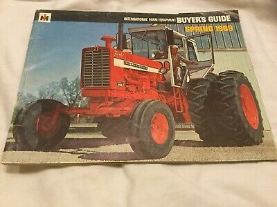 International Farm Equipment Buyers Guide 1969 84 Pages