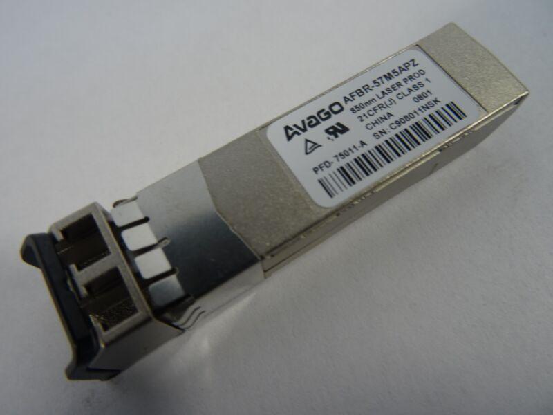 AVAGO AFBR-57M5APZ  OPTICAL TRANSCEIVER SFP GBIC 850NM