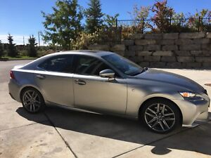 Lease Takeover: LEXUS IS 300AWD, F SPORT SERIES 2 2016