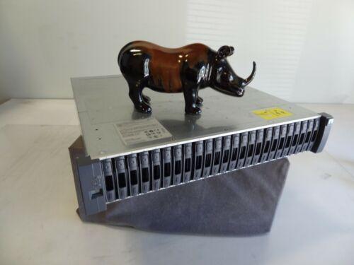 NetApp DS2246 Disk Shelf w/ 24x 600GB X422A-R5 SAS HDD, 2xIOM6 2xPower, NAJ-1001