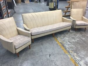 Retro lounge suite BARGAIN deliver possible