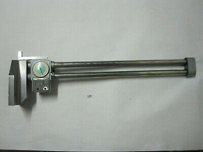Mitutoyo Dual Column 18 Height Gage Japan