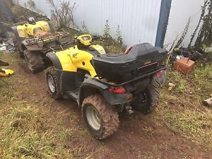 Wanted to buy Honda foreman 450/500 for papers or repair