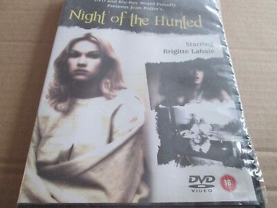 Night Of The Hunted (DVD, 2008) NEW AND SEALED REGION 2 UK HORROR  ()