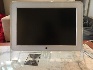"22"" Apple Mac Cinema Display"