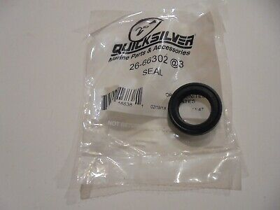 New Mercury Mercruiser Quicksilver Oem Part # 26-816464  1 Seal